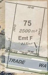 Lot 75 Trade Way Dundowran QLD 4655 - Image 1