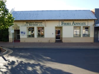 122-124 Lachlan Street Forbes NSW 2871 - Image 1