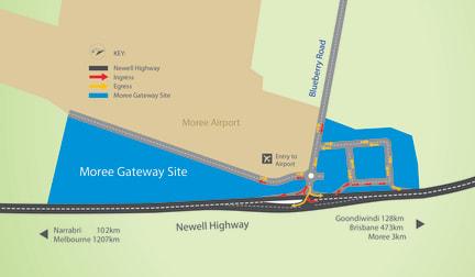 """'' Moree Gateway"""" Moree NSW 2400 - Image 2"""