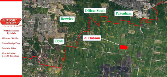 90 Hobsons Road Rythdale VIC 3810 - Image 1