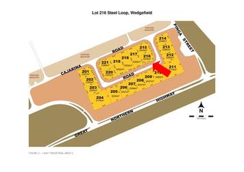Lot 216 Steel Loop Wedgefield WA 6721 - Image 1