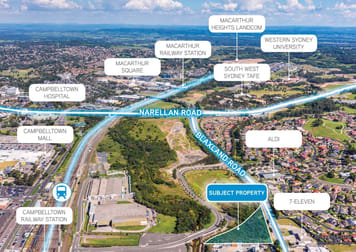 Proposed Lot 2412 Blaxland Road Campbelltown NSW 2560 - Image 2