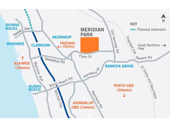 Lot 1021 Corner Greenwich Parade and Hemisphere Street Neerabup WA 6031 - Image 2
