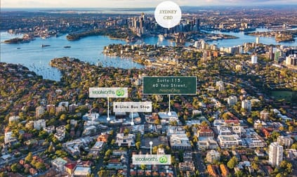 Suite 115/40 Yeo Street Neutral Bay NSW 2089 - Image 2