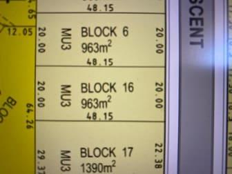 Whole Block/86 Copper Crescent Beard ACT 2620 - Image 2