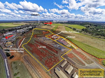 Lot 10/11 Browns Road & Lot 104/2 Ironmonger Drive Childers QLD 4660 - Image 1
