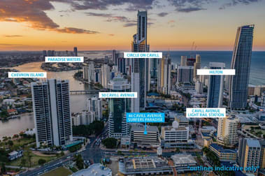 33 and 35/46 Cavill Avenue Surfers Paradise QLD 4217 - Image 2