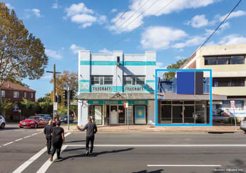 Ground  Shop/127 Willoughby Road Crows Nest NSW 2065 - Image 1