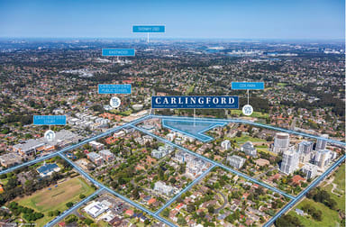263-273 & 277-281 Pennant Hills Road Carlingford NSW 2118 - Image 1