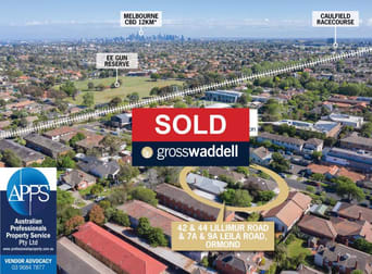 Ormond/42 & 44 Lillimur Road and 7A & 9A Leila Road Ormond VIC 3204 - Image 1