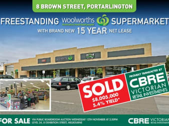 8 Brown Street Portarlington VIC 3223 - Image 1