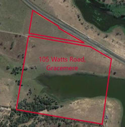 WHOLE OF PROPERTY/105 Watts Road Gracemere QLD 4702 - Image 2