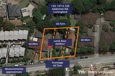 125-129 Adderton Road Carlingford NSW 2118 - Image 1