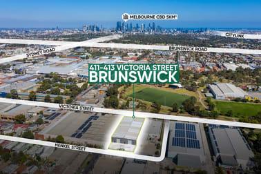 411-413 Victoria Street Brunswick VIC 3056 - Image 1