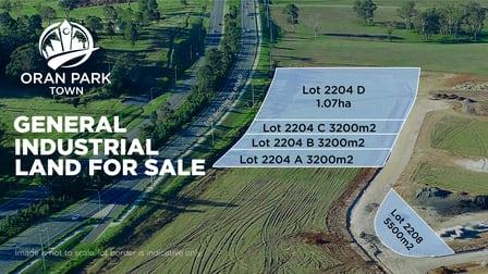 Lot 2204A/Cnr Oran Park Dr & P off Northern Road Oran Park NSW 2570 - Image 3