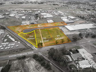 Lot 209/ FRASER COURT ALLOTMENTS Mount Gambier SA 5290 - Image 1