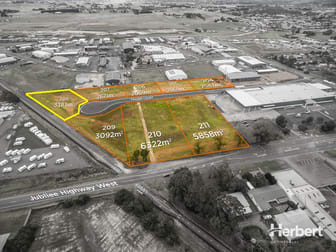 Lot 208/ FRASER COURT ALLOTMENTS Mount Gambier SA 5290 - Image 2