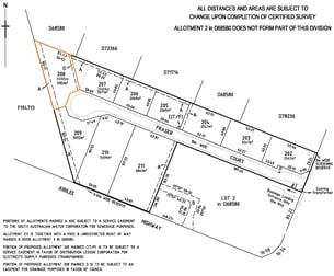 Lot 208/ FRASER COURT ALLOTMENTS Mount Gambier SA 5290 - Image 3