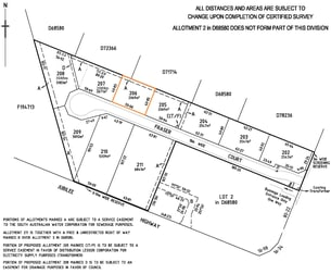 Lot 206/ FRASER COURT ALLOTMENTS Mount Gambier SA 5290 - Image 3