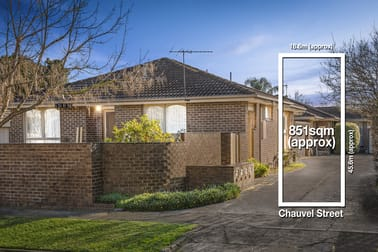 1-4/25 Chauvel Street Bentleigh East VIC 3165 - Image 1