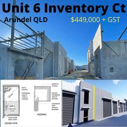 Unit 6/One Inventory Court Arundel QLD 4214 - Image 2