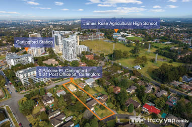 2 Parklea Place, 31 Post Office Street Carlingford NSW 2118 - Image 1