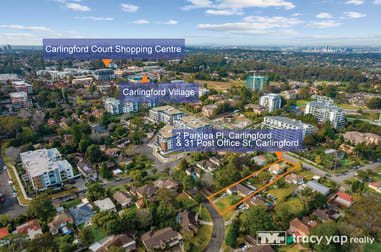 2 Parklea Place, 31 Post Office Street Carlingford NSW 2118 - Image 2