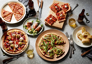 Crust Gourmet Pizza Alice Springs franchise for sale - Image 1