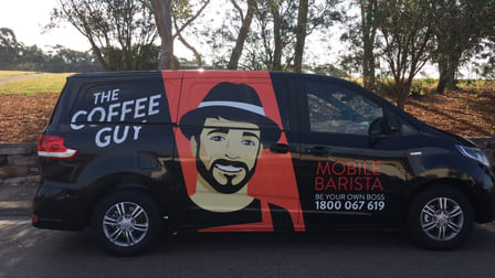 The Coffee Guy Hobart franchise for sale - Image 1