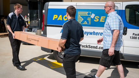 PACK & SEND Rockingham franchise for sale - Image 1