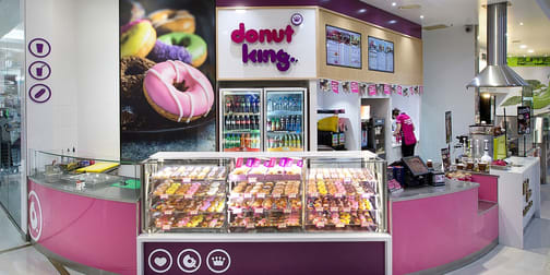 Donut King Sunnybank franchise for sale - Image 1