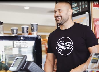 Gloria Jean's Coffees Loganholme franchise for sale - Image 1