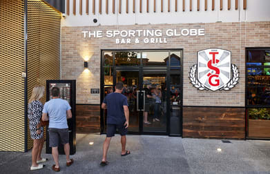 The Sporting Globe Bar & Grill Newcastle franchise for sale - Image 1