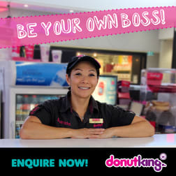 Donut King Airport West franchise for sale - Image 2