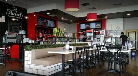 Michel's Bakewell franchise for sale - Image 1