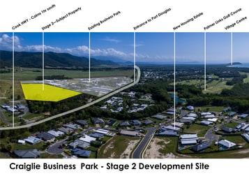 Development Lots  Stage 2 Craiglie Business Park Port Douglas QLD 4877 - Image 3