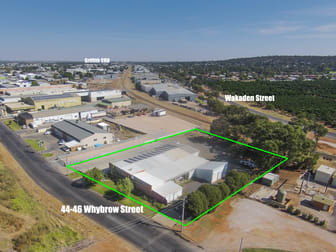44-46 Whybrow Street, Griffith NSW 2680 - Sold Industrial