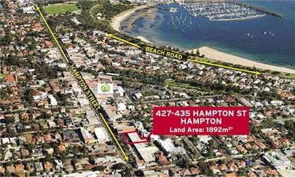427 - 435 Hampton Street Hampton VIC 3188 - Image 1