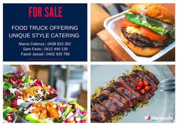 Catering  business for sale in South Fremantle - Image 1