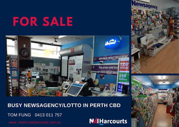Shop & Retail  business for sale in Perth - Image 1