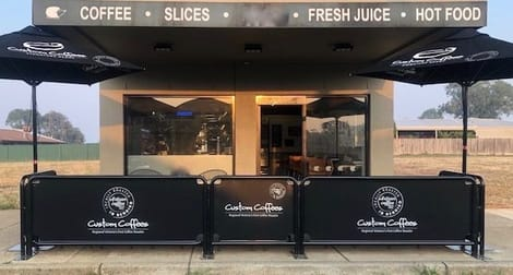 Cafe & Coffee Shop  business for sale in Kyneton - Image 1
