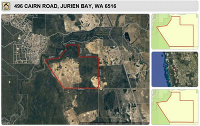 496 Cairn Road Jurien Bay WA 6516 - Image 1