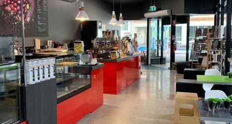 Cafe & Coffee Shop  business for sale in Darwin City - Image 1