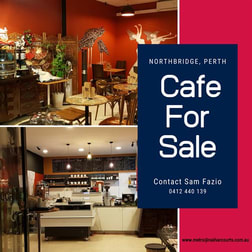 Cafe & Coffee Shop  business for sale in Perth - Image 1