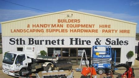 Hire  business for sale in Kingaroy - Image 1