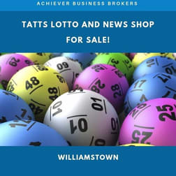Newsagency  business for sale in Williamstown - Image 1