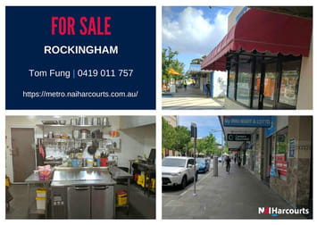 Cafe & Coffee Shop  business for sale in Rockingham - Image 1