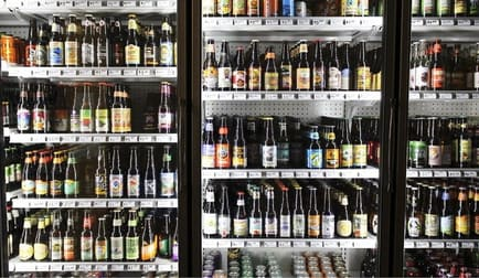 Alcohol & Liquor  business for sale in St Kilda - Image 1