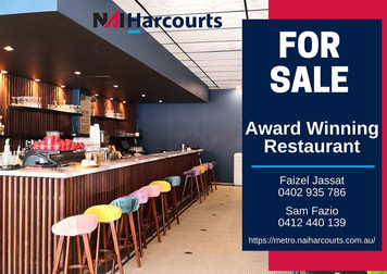 Restaurant  business for sale in East Victoria Park - Image 1