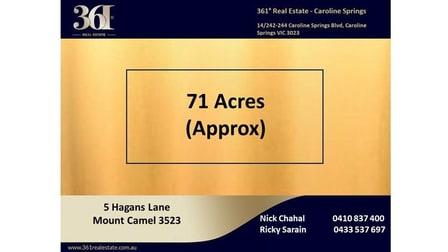 5 Hagans Lane Mount Camel VIC 3523 - Image 1